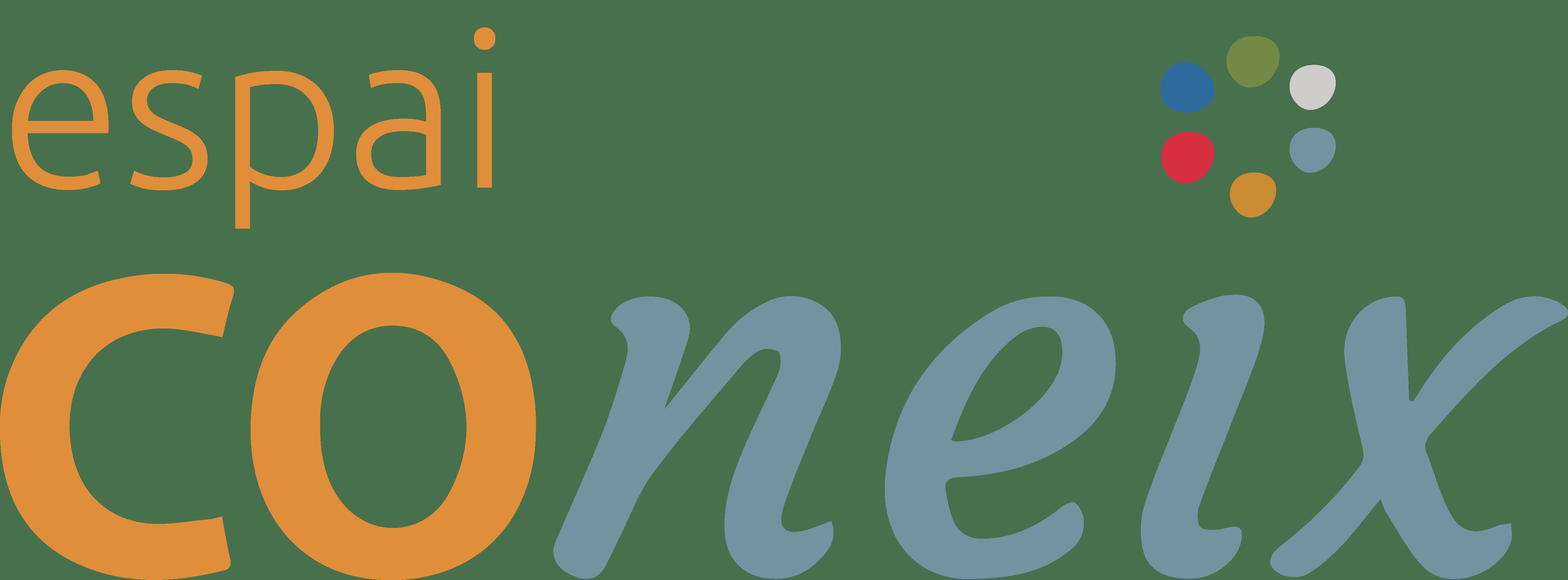 Logo espai coneix horizontal